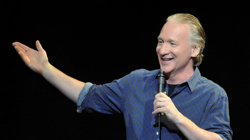 Bill Maher Roasts 'Rapist' Donald Trump in #WhinyLittleBitch Comedy Special