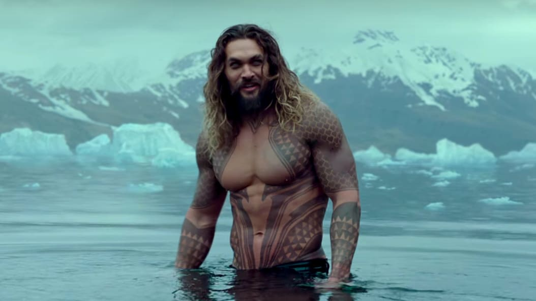 In Justice League The Men Are Finally The Eye Candy