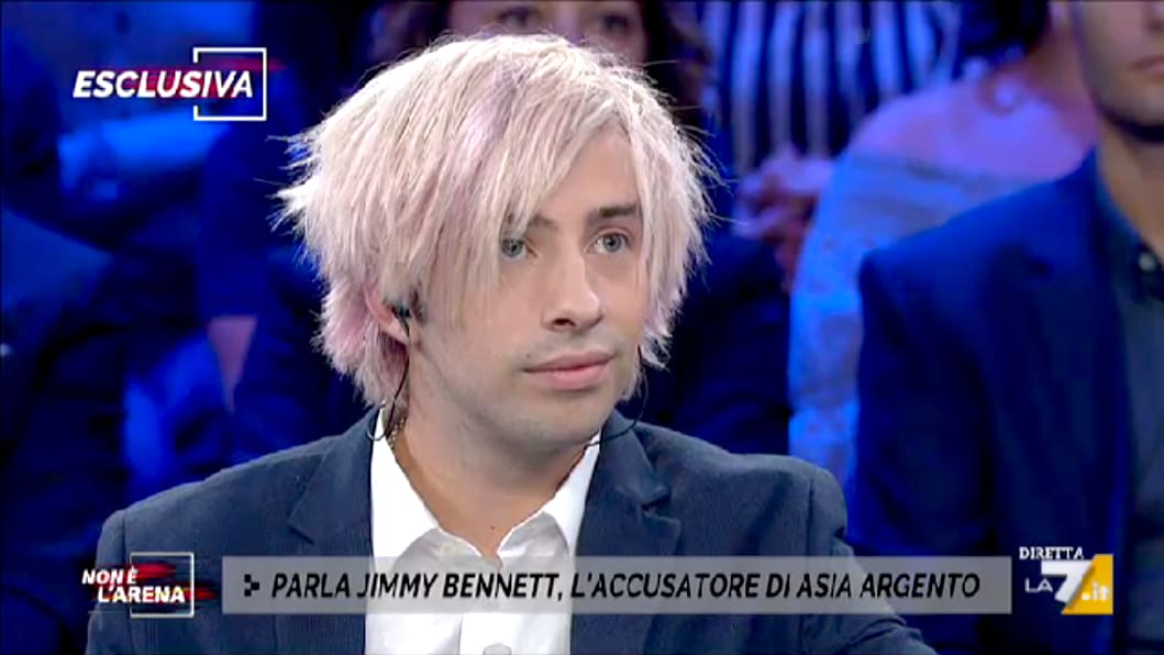Asia Argento Accuser Jimmy Bennett Ridiculed for Saying He Was Raped