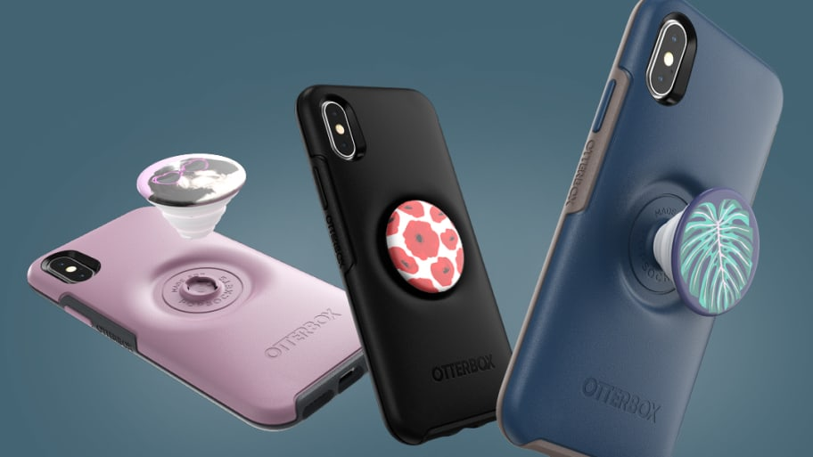 17023105a6d The Otterbox and PopSockets Partnership Is Here To Give You Everything You  Need from A Phone Case