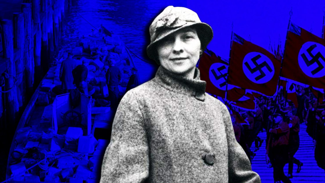The Woman Who Unlocked the Codes of Rumrunners and Nazis