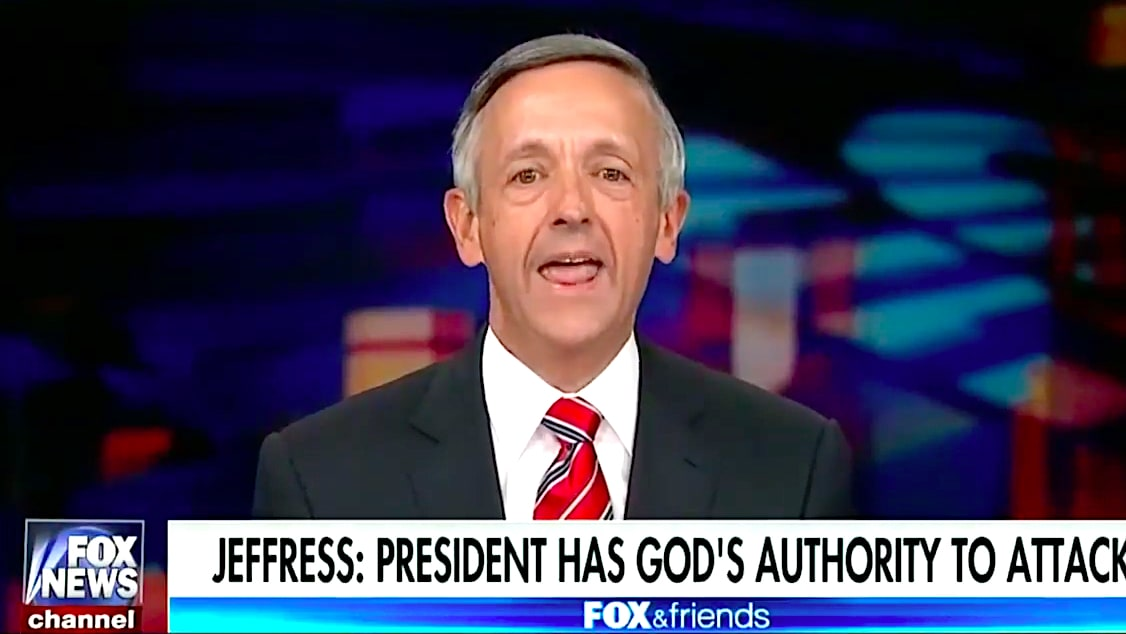 Image result for PHOTOS OF Robert Jeffress
