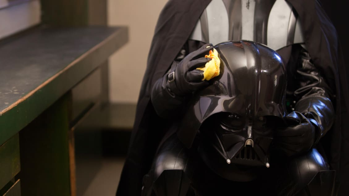 Why the Original Darth Vader Is Now 'Persona Non Grata' at Star Wars Events
