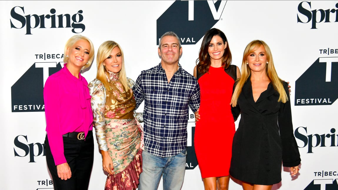 605f72bcb Spilling Tea With 'The Real Housewives of New York City': 'I'm Still ...