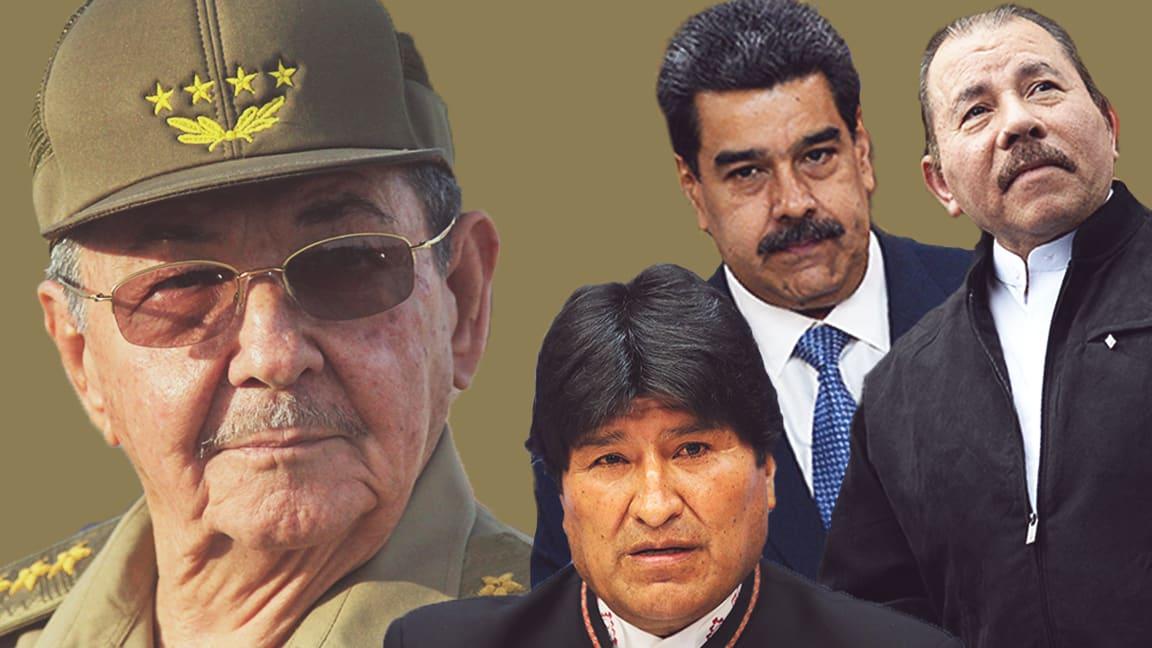 Bolivian President Evo Morales Is Out. Is Venezuelan President Nicolás Maduro Next?