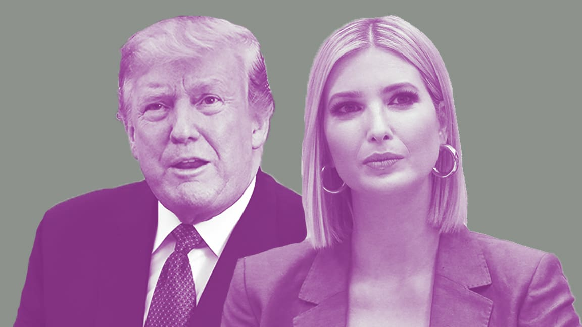 Ivanka: Dad, Don't Tweet the Whistleblower's Name!