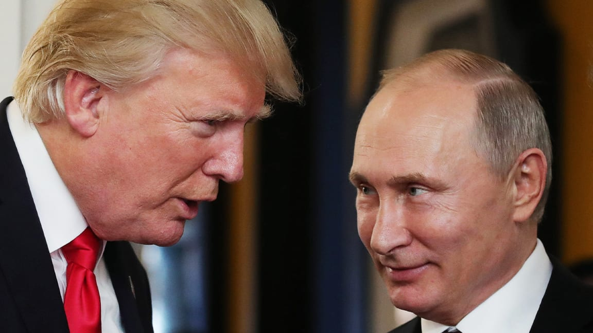 The GOP Is the Russian Propaganda Party Now