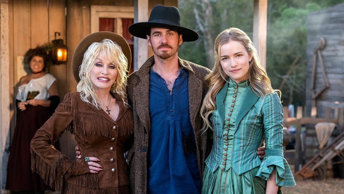 Netflix S Dolly Parton S Heartstrings Does A Disservice To