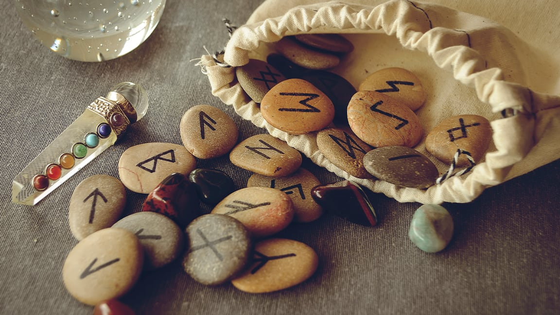 The Ancient Language of Runes Gets an Instagram Makeover