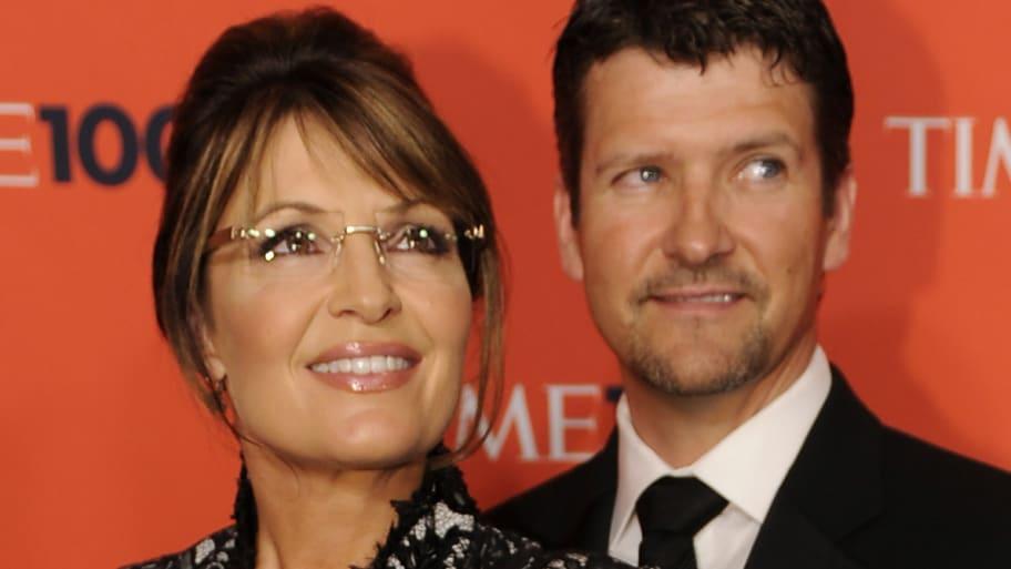 Sarah Palin's Husband, Todd Palin, Files for Divorce