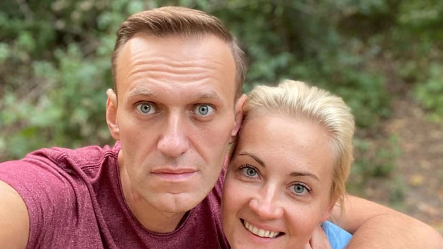Alexei Navalny Confirms 'Private' Meeting With Angela ...