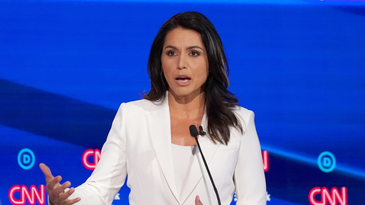 Democratic Debate: Tulsi Gabbard Calls Syria 'Regime Change War,' Mayor Pete Buttigieg Says She's 'Dead Wrong'