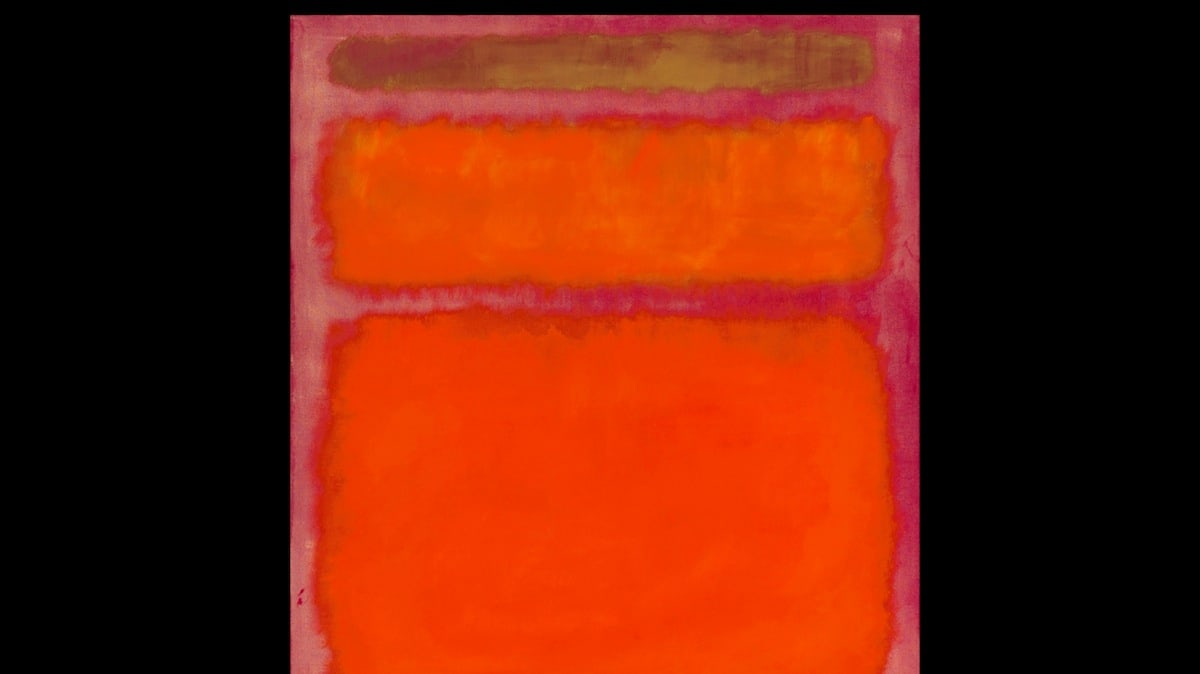 Rothko Painting That Breaks Auction Record Is The Daily