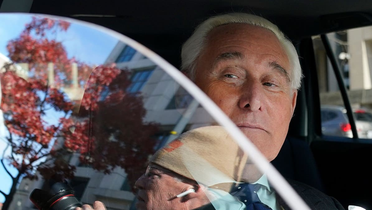 The Big Winner in Trump's Commutation of Roger Stone Is, Of Course, Trump