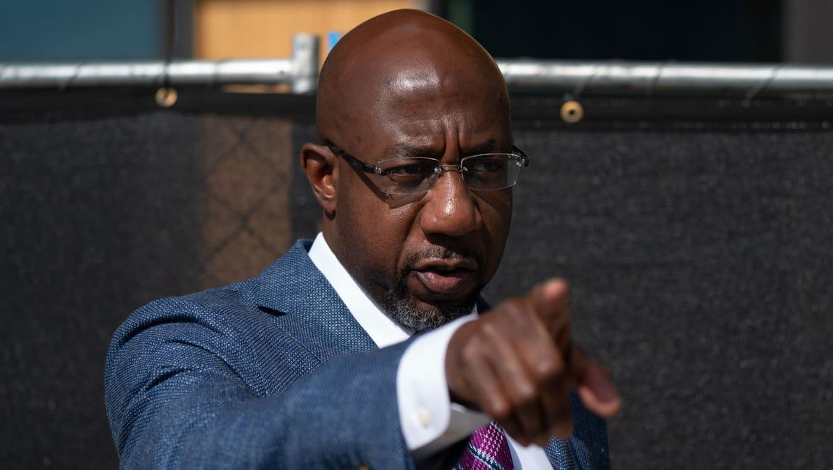 Non-Christian White Evangelical Attacks on Raphael Warnock The attacks say it all