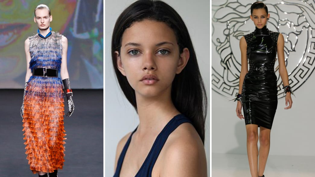 New York Fashion Week SS 2014: 8 Models to Watch (PHOTOS)