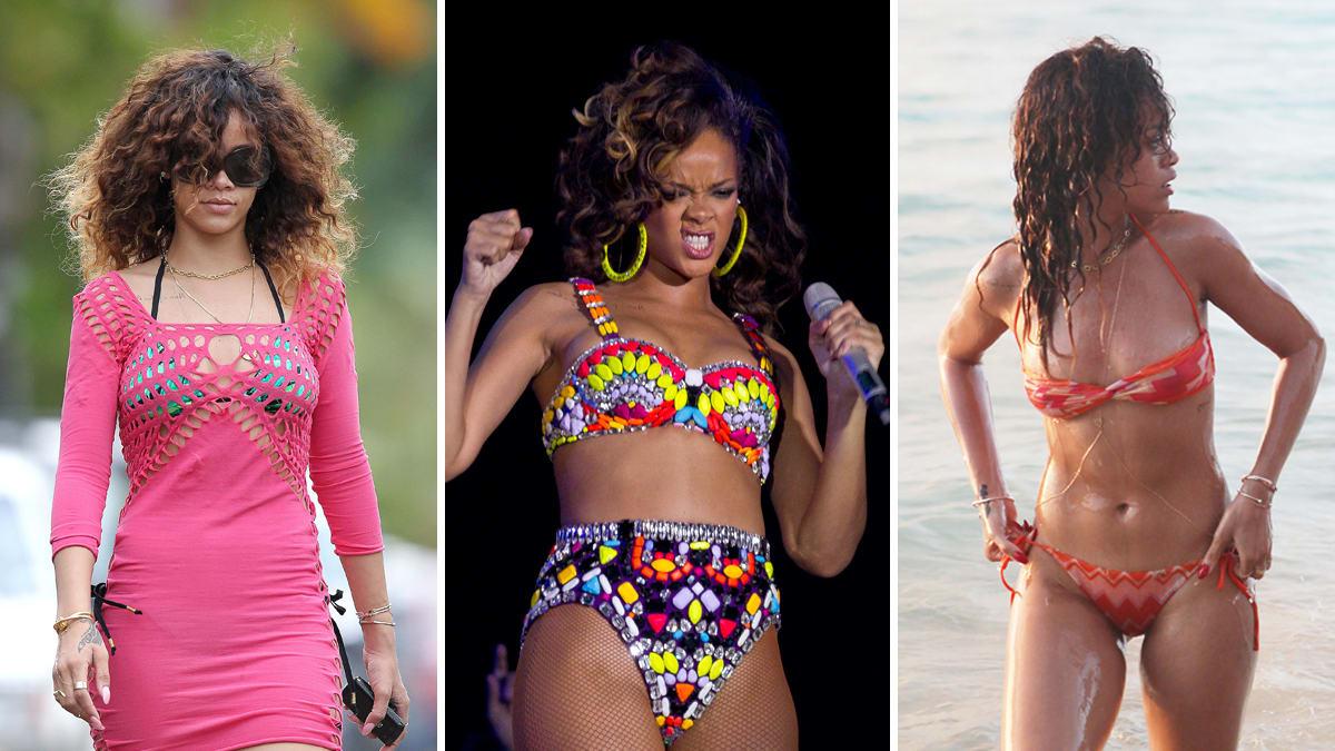 Bikini Rihanna naked (76 photos), Sexy, Fappening, Boobs, butt 2020