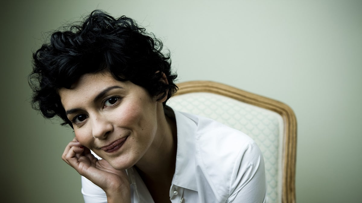 Audrey Tautou On Am 233 Lie Her New Film Delicacy Amp More
