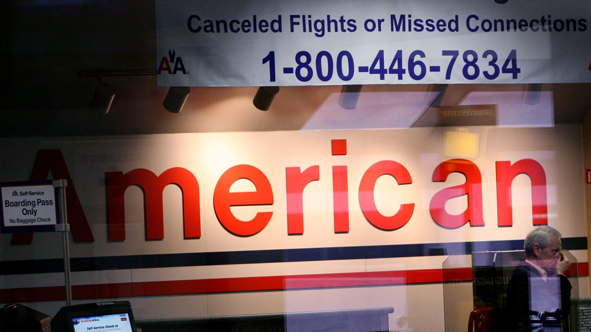 American Airlines Chapter 11 Filing Won't Jeopardize Service