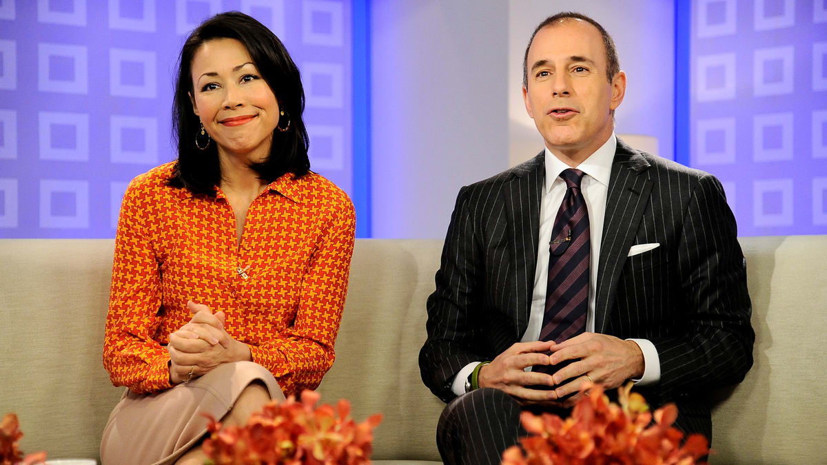 The Disgusting Matt Lauer News, and Vindicating Ann Curry