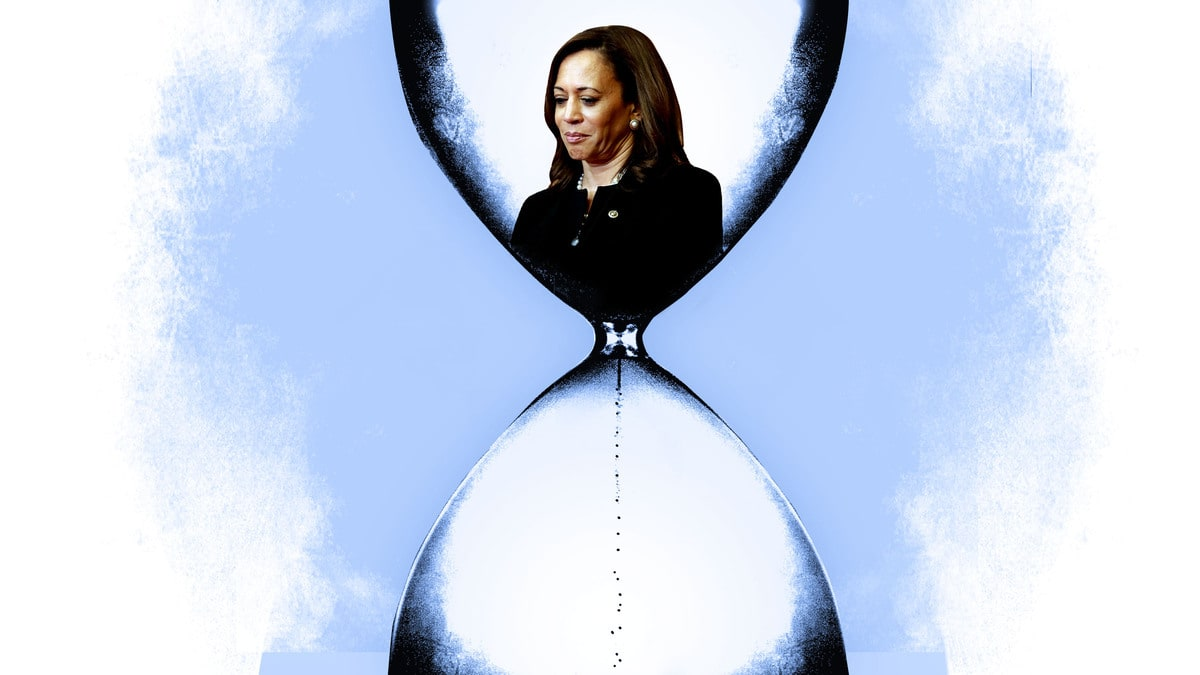 Kamala Harris Is Running Out of Time