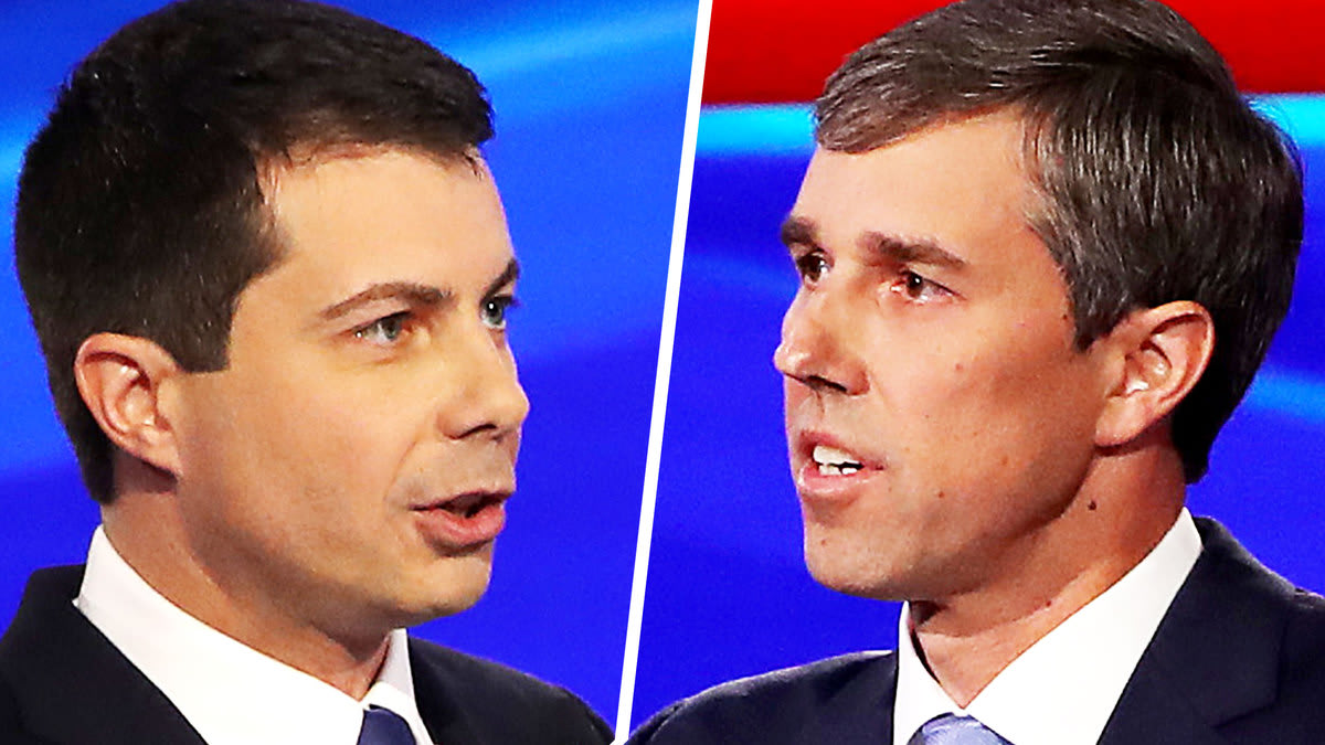 Democratic Debate: Mayor Pete Swats Down Beto on Guns: 'I Don't Need Lessons From You on Courage'