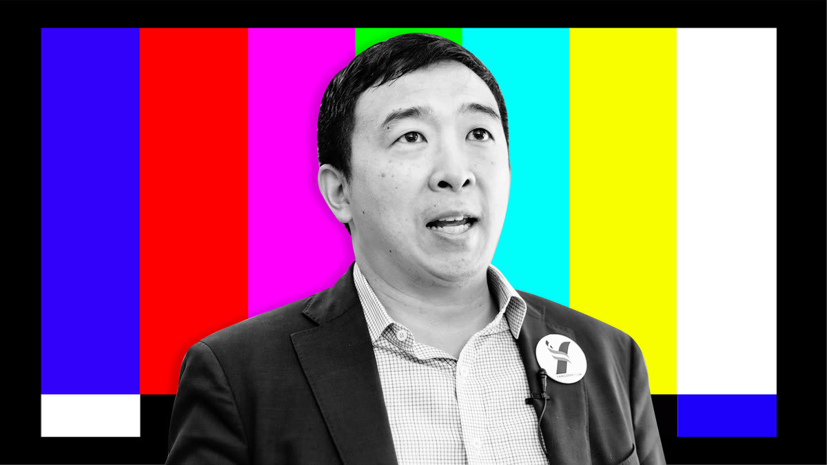 Andrew Yang on The New Abnormal