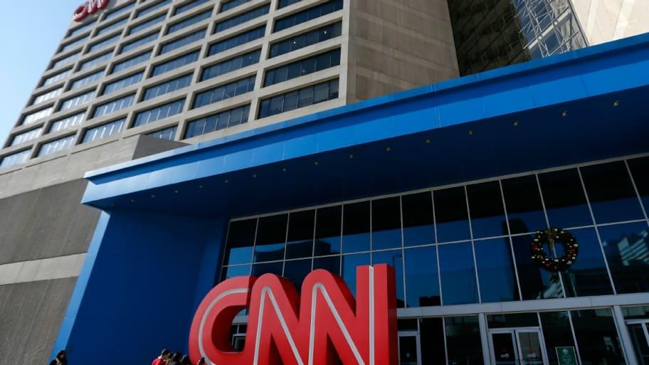 CNN Ratings Drop