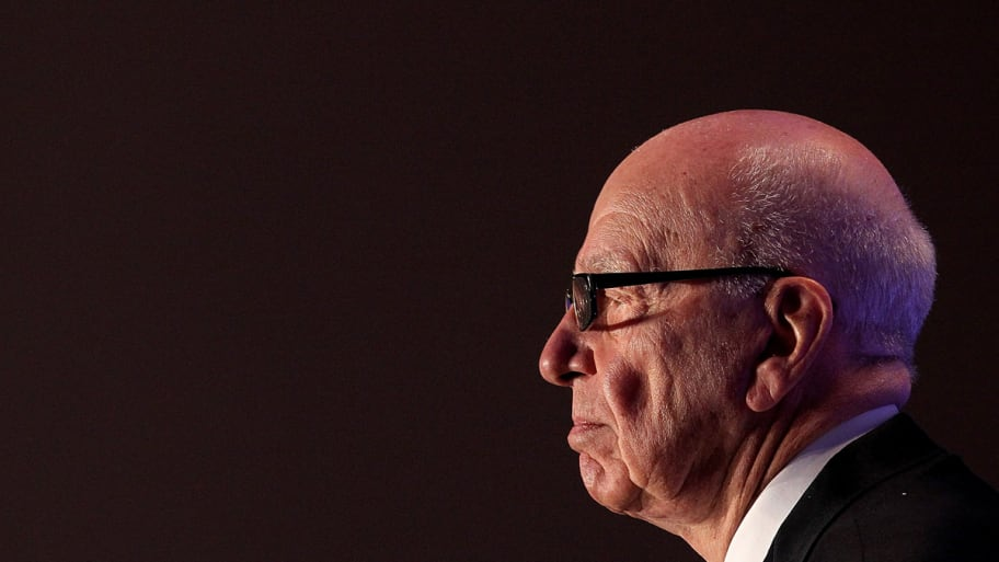 Murdoch: Press Jewish Owned