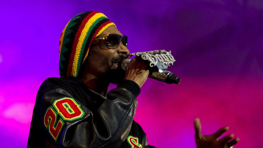 Snoop Dogg Now Snoop Lion