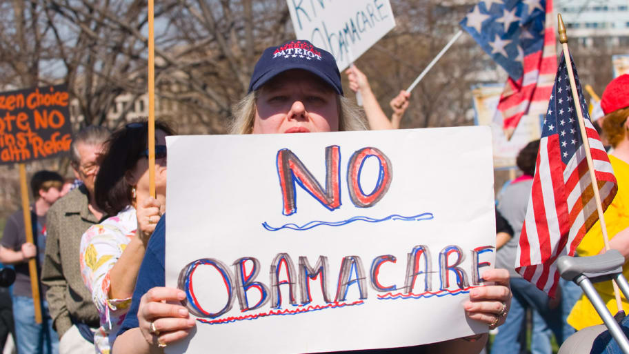 Poll: Most Americans Oppose Obamacare