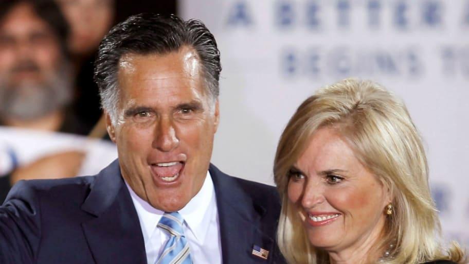 Ann: Mitt Is 'Wild and Crazy'