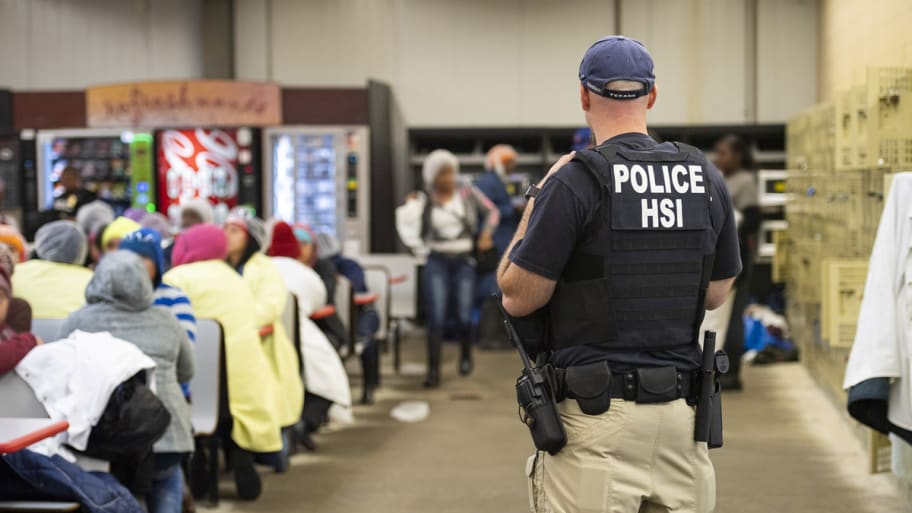 ICE Releases Nearly Half of the 680 People Arrested During Raid