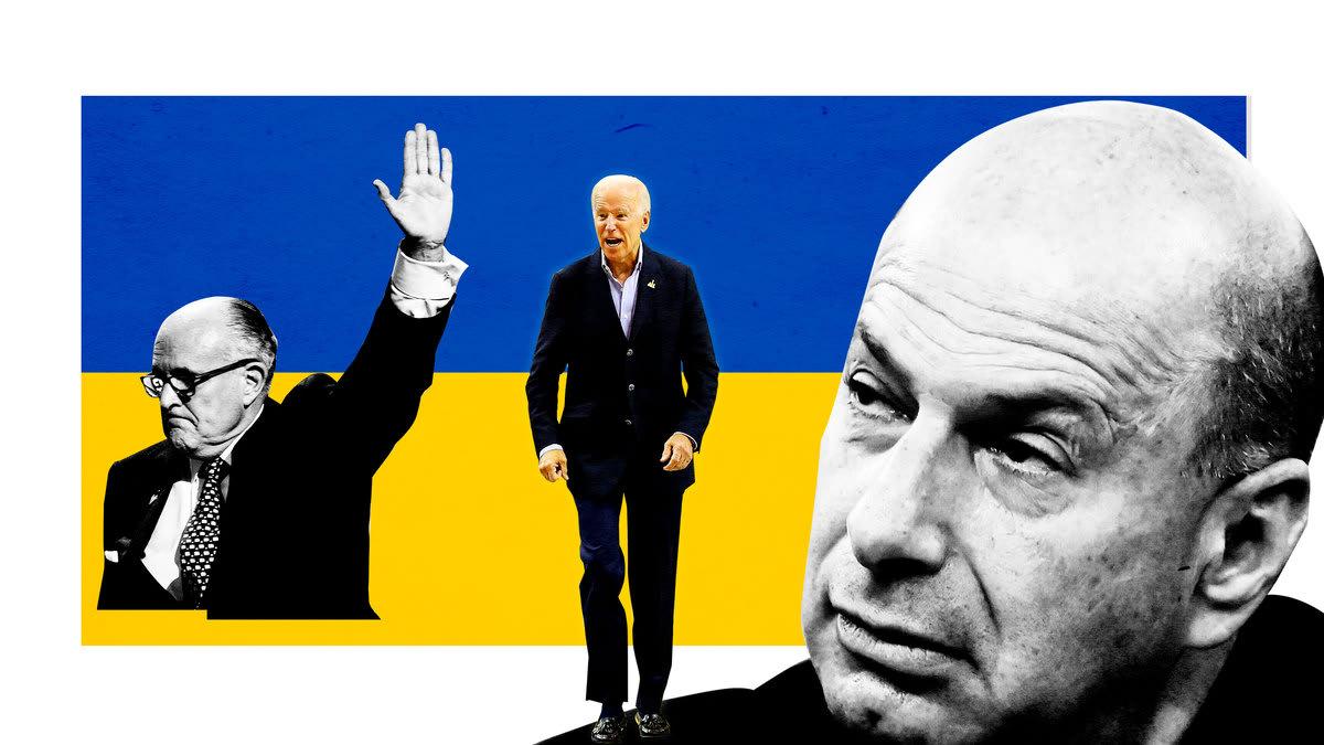 Guiliani plots new Biden probe