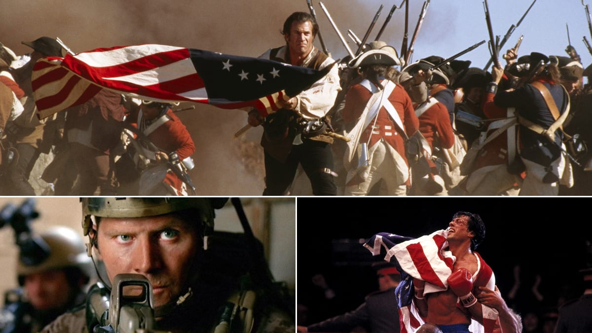 13 Most Patriotic Movies Ever: 'Rocky IV,' 'Independence Day,' and More