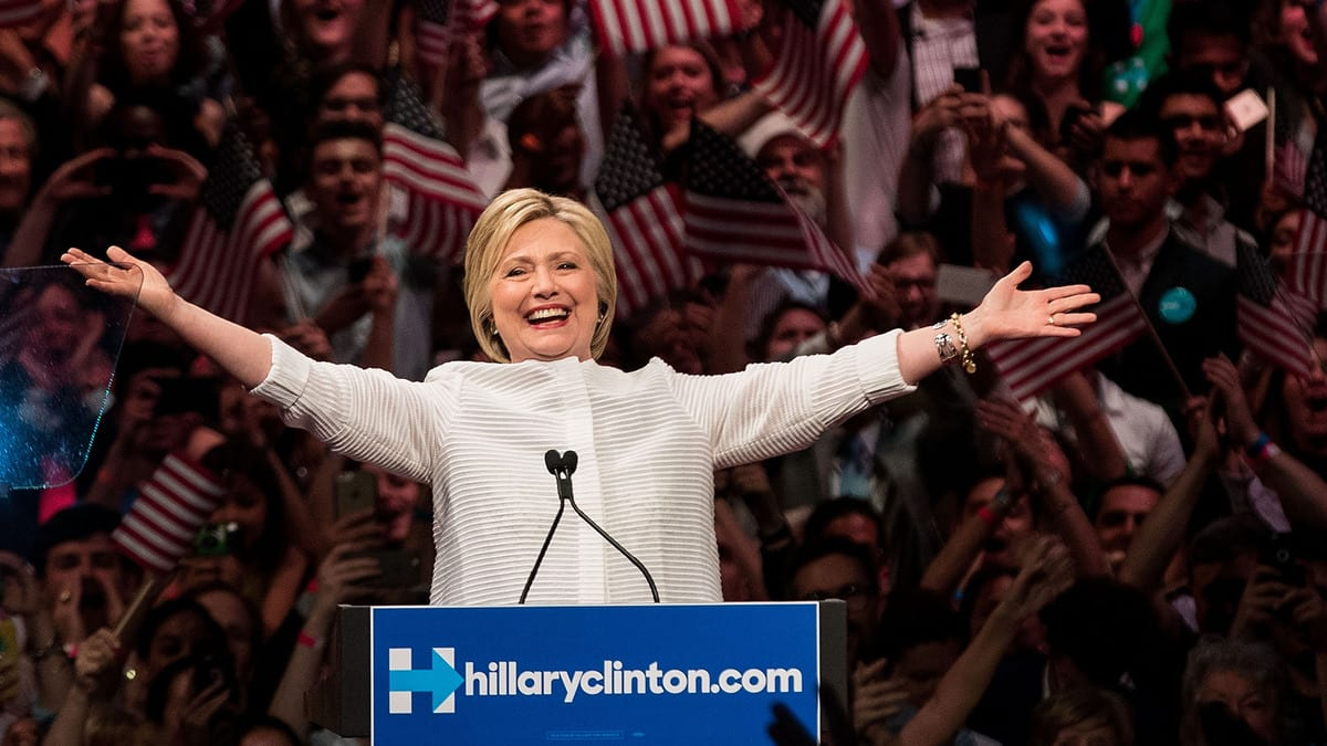 Conservatives Are Convincing Themselves That Clinton Will Run Again