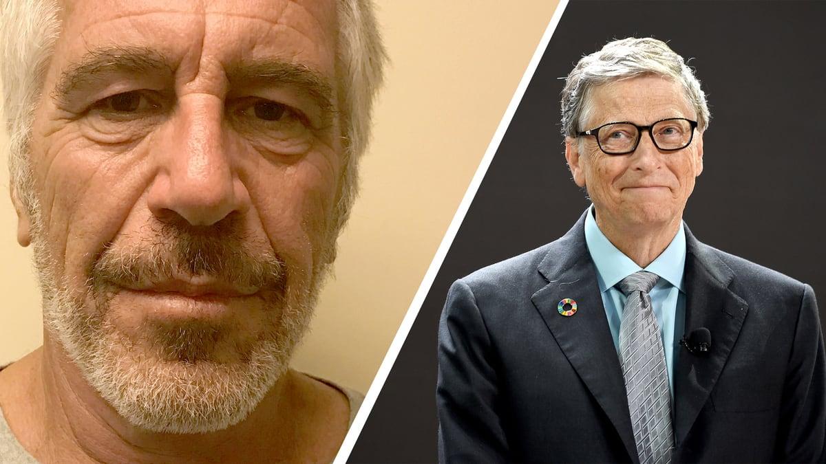 Bill Gates Praised Pedophile Jeffrey Epstein: 'Kind of Intriguing'