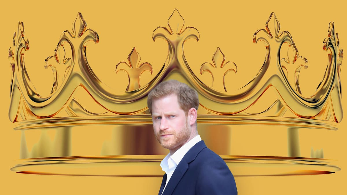 Prince Harry's War on the Media Leaves Him Isolated in the Royal Family