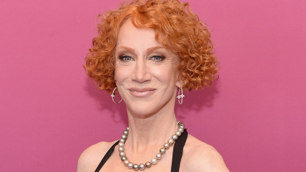 Kathy Griffin on Being in 'Trump' Massacre Video: 'Oh, Fuck'