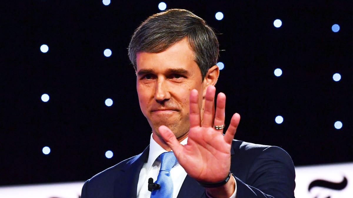 Beto O'Rourke Fires Blanks at Democratic Debate