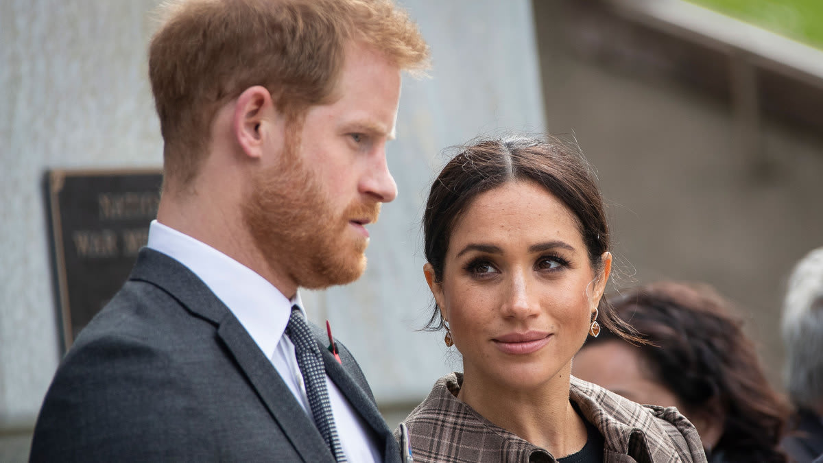 The 'Pressure and Pain' of Being Prince Harry and Meghan Markle—in Their Own Words
