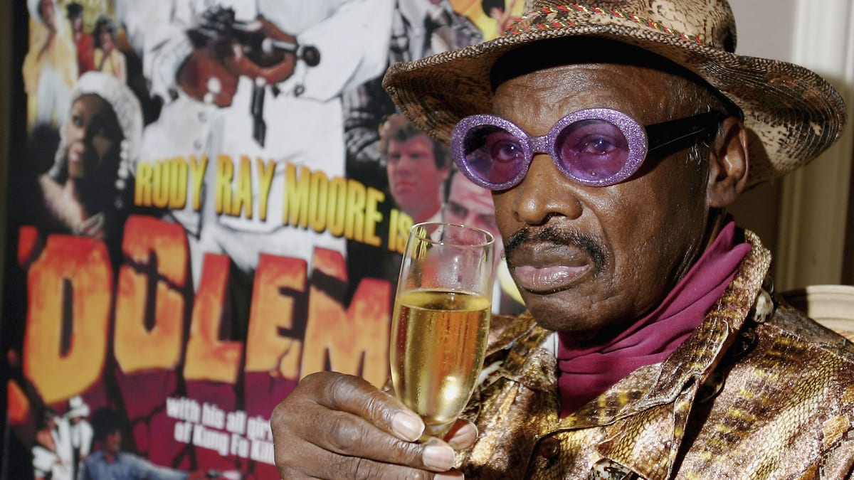 Rudy Ray Moore, X-Rated Godfather of Rap, Gets His Due