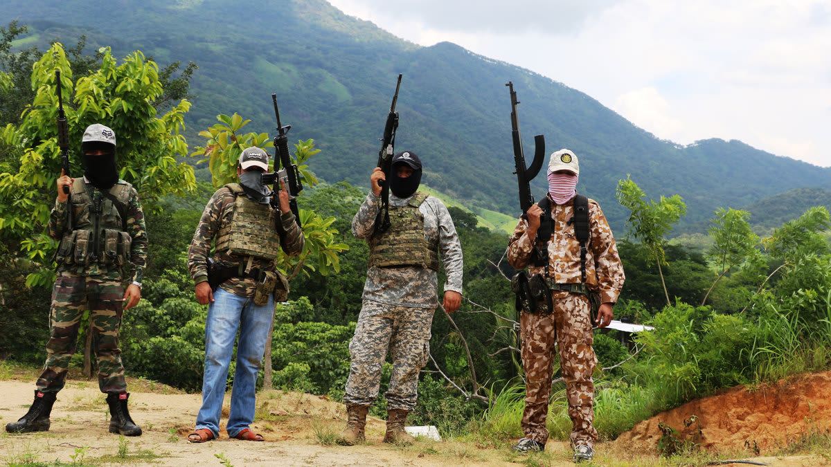 Mexico's Murderous Super Cartel CJNG Is Winning the 'Narco Game of Thrones'