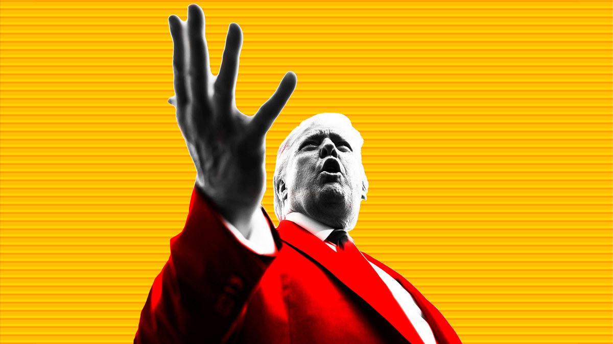 Trump Letter Promised Zelensky 'Unwavering' Support, Invited Him to White House