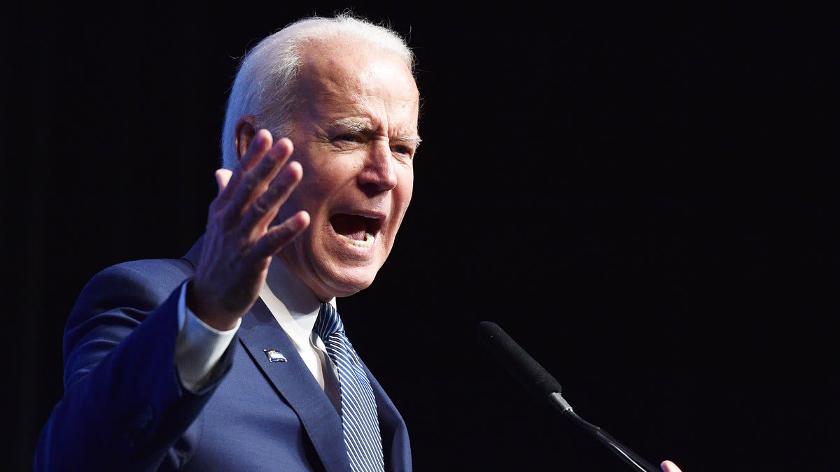 Biden Debuts New TV Ad Spotlighting His Work on The Violence Against Women Act