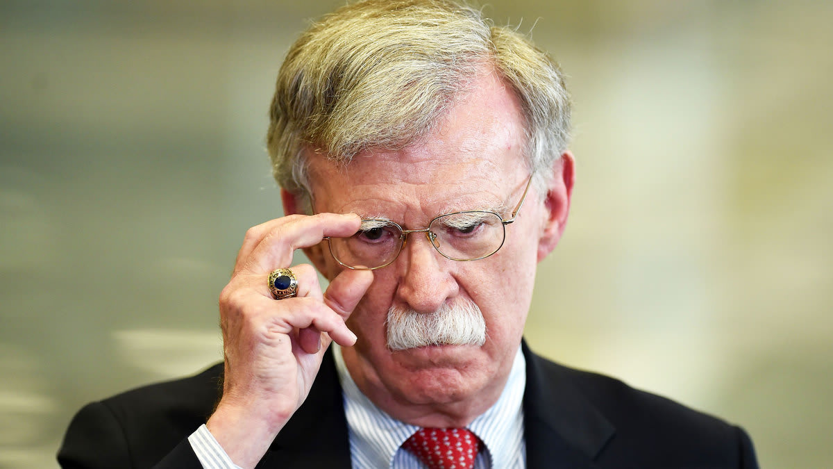 John Bolton Allies Cut Out 'Three Amigos' for Direct Line of Communication to Ukraine