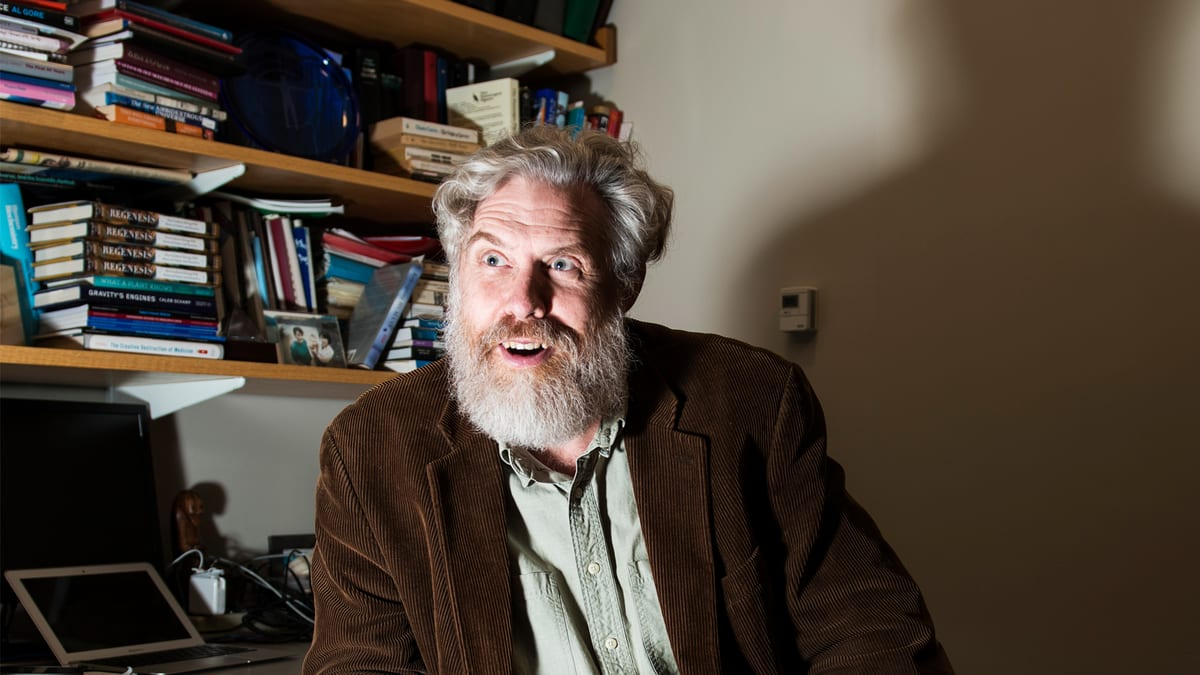 George Church Thinks It's 'Ludicrous' to Compare His Genetics-Based Dating App to Eugenics