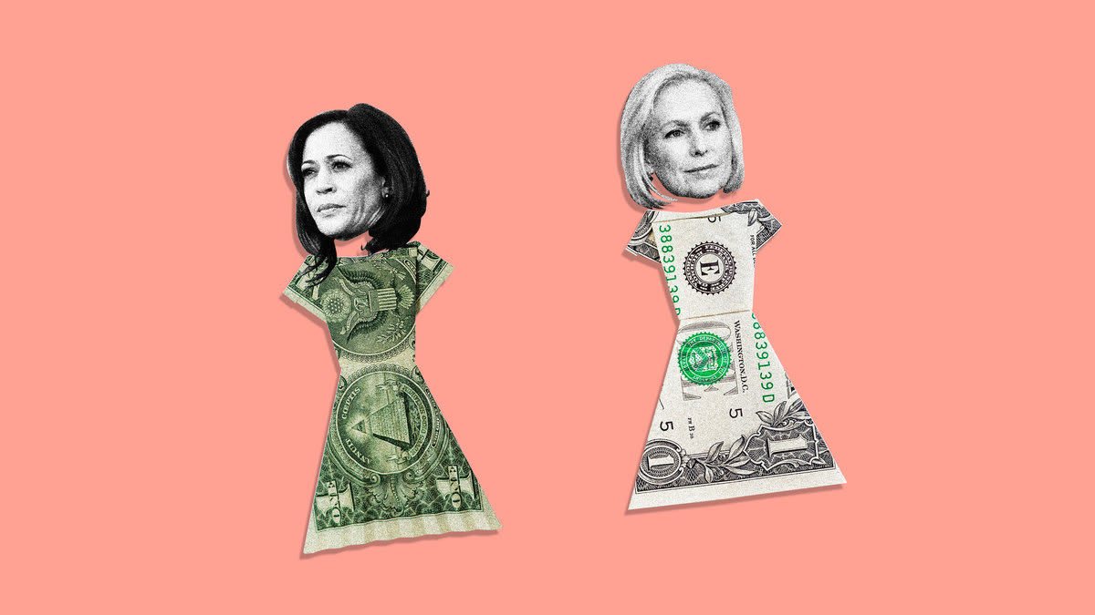 What's the Main Reason Women Candidates Drop Out Early? Take One Gue$$