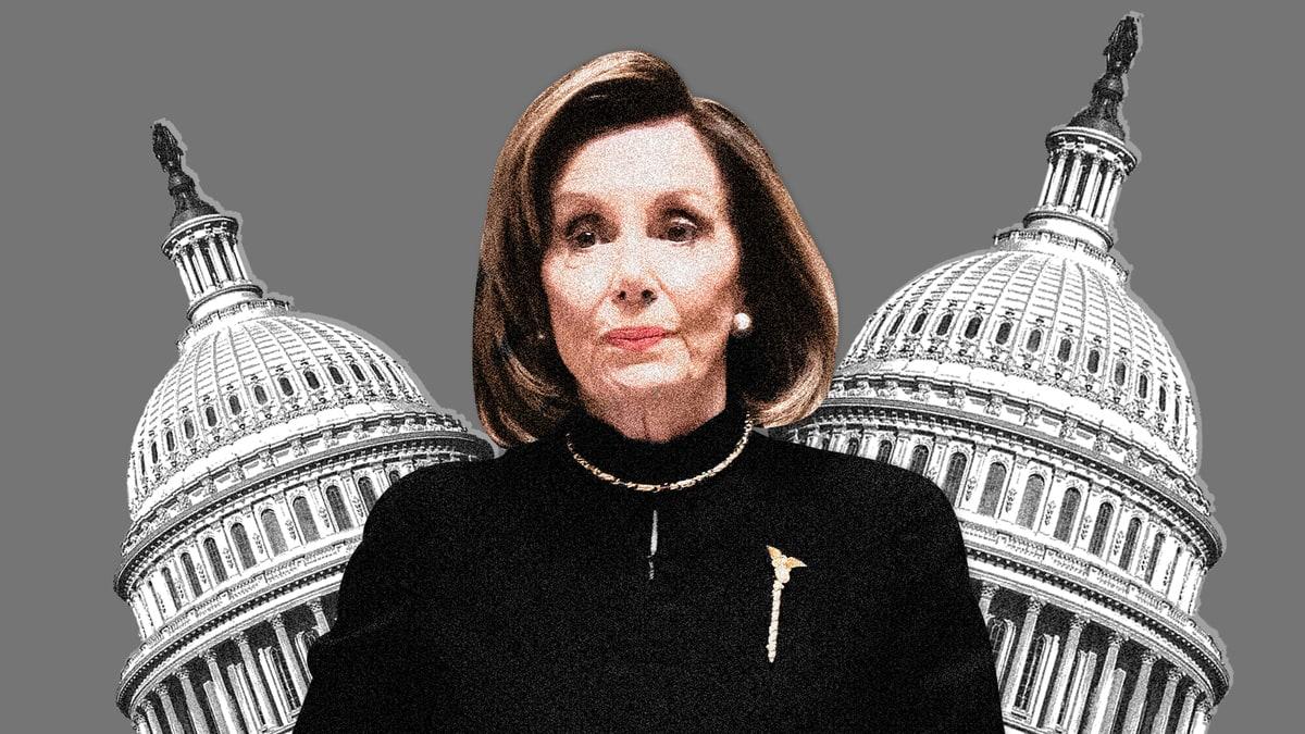 Nancy Pelosi and AOC Wear All Black, Leading The Democratic Women's Impeachment Dress Code