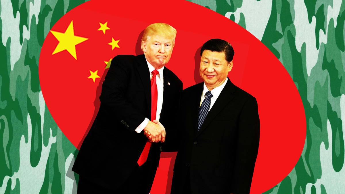 Trump's Iran Clusterfuckery Just Handed the Middle East to China